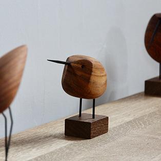 60年代鳥の置物「Beak Brid」